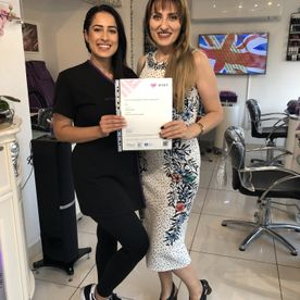NVQ 2 Beauty edgware north london beauty course near me