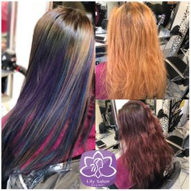semi demi edgware north london hair course near me