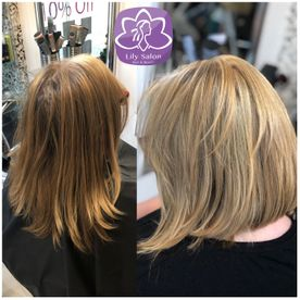 highlight hair edgware north london hair dressing near me