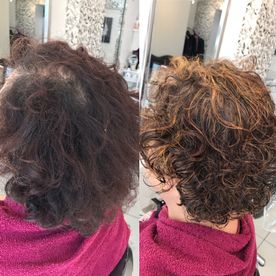 hair perm edgware hair dressing near me