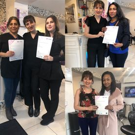Beauty NVQ course Hair course Edgware near me