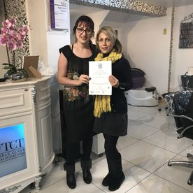north london Hair And Beauty Academy edgware course near me